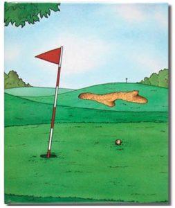 ゴルフの本